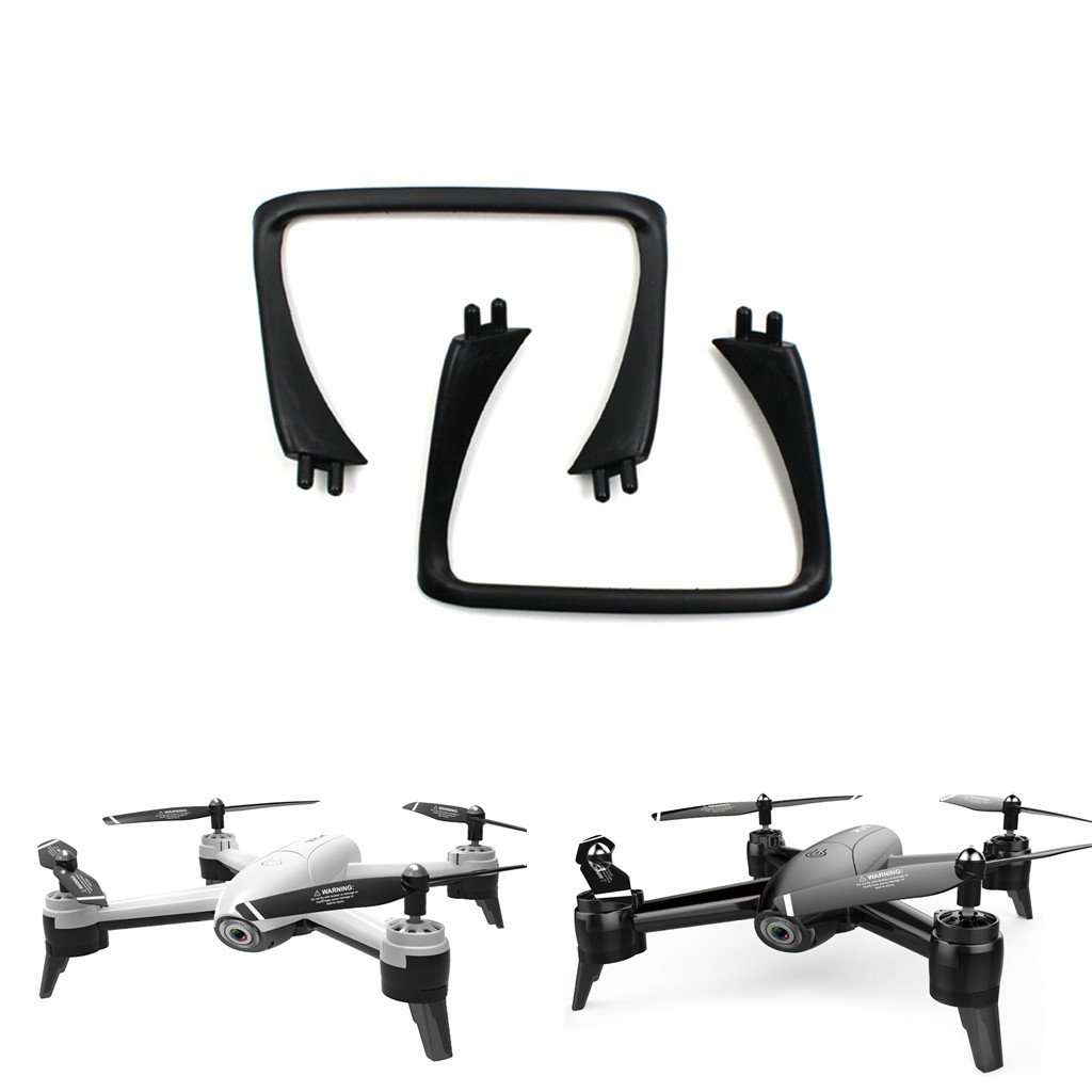 convenient accessories 2PCS Drone Tripod Bracket Spare Parts For SG106 Optical Flow Quadcopter  Multifunction  accessories-in Parts & Accessories from Toys & Hobbies