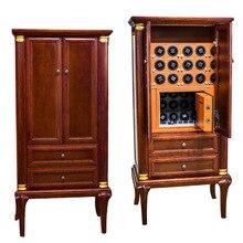 Твердые резиновые деревянный шкаф для 30 шт. автоматический случае моталки смотреть с безопасным вставка TPD режим 9 программ управления