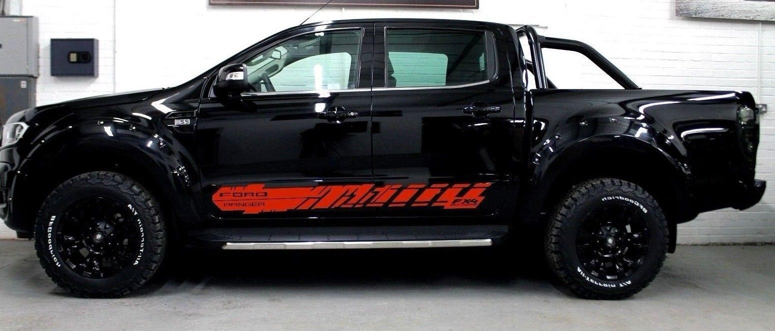 Truck Fender /& Hood stripes Stripe 2010-2019 Ford f150