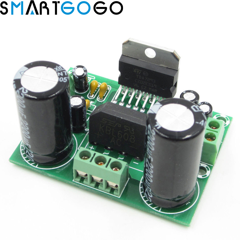 TDA7293 Digital AC 12v-32 100W Audio Amplifier Board Mono Single Channel AMP Board