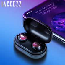 !ACCEZZ TWS Bluetooth Earphone 5.0 Wireless Earphones HIFI Stereo Touch Control Headset IPX5 Waterproof For iphone Xiaomi Phone