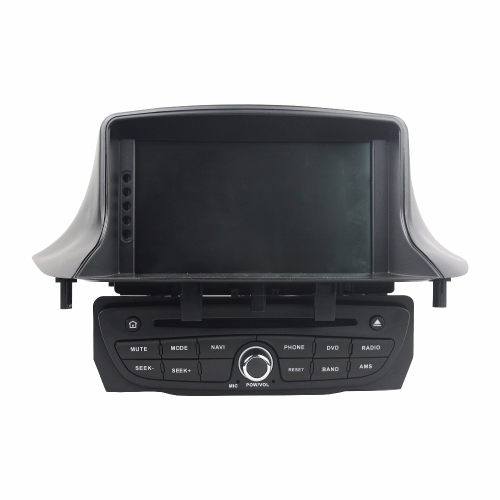 <font><b>Android</b></font> 8.0 octa core 4GB RAM car dvd player for RENAULT <font><b>Megane</b></font> <font><b>3</b></font> III Fluence ips touch screen head units tape recorder radio image