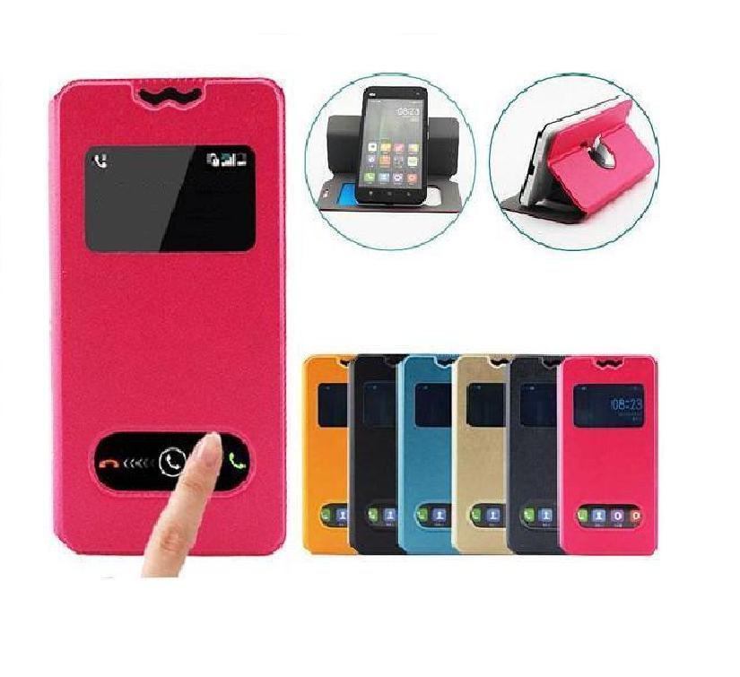 Fly IQ4505 Case, Fashion Flip PU Leather Wallet Bag Phone Cases for Fly Era Life 7 Quad, Free Shipping