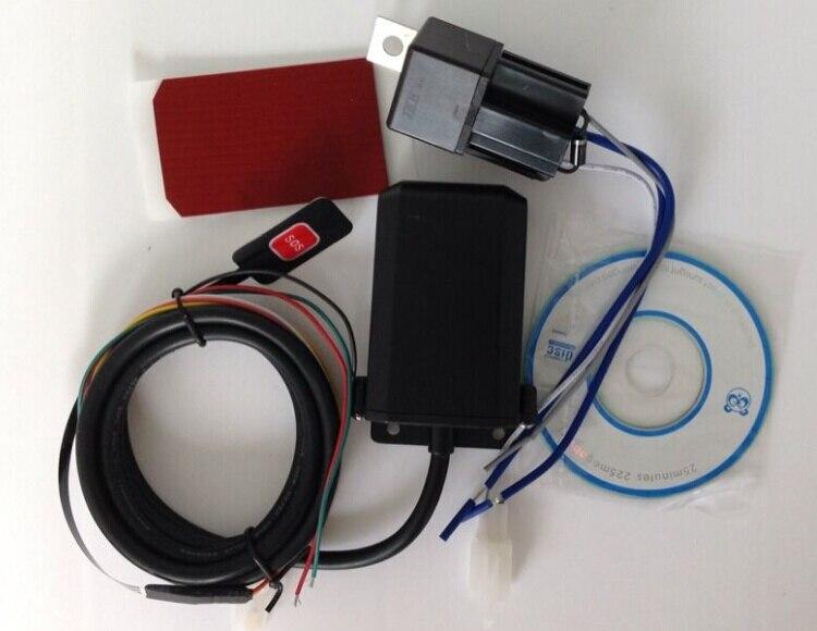 Xexun XT009 waterproof motorcycle car gps tracker with sos button gps tracer FREE Web Tracking Rastreador