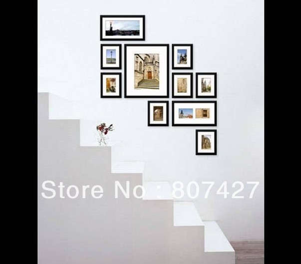 Pine wood Frame Wall For Wedding Gift For Wall decorate 1002