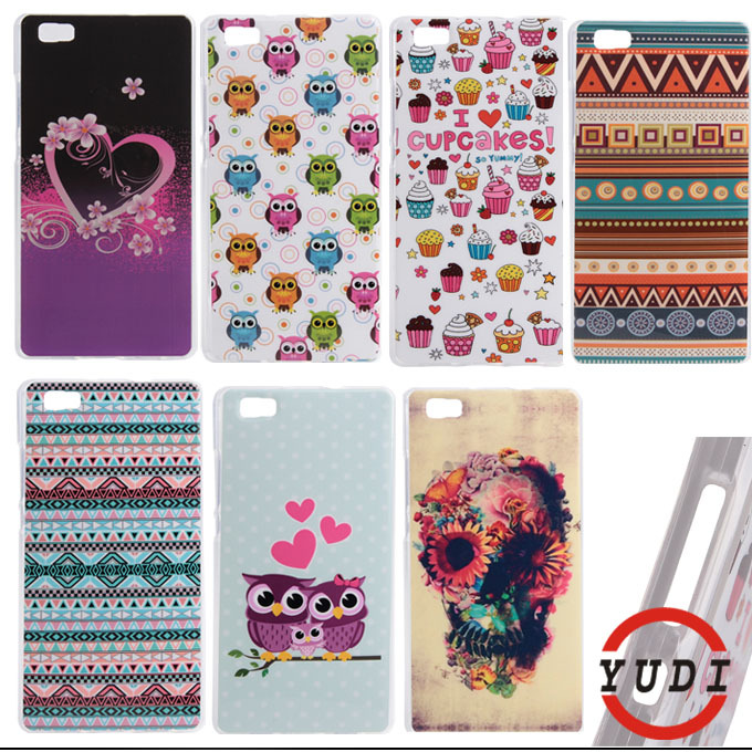 Fashion soft silicone TPU protective case Huawei Ascend P8 Lite Mini Cover Phone Bags lite cases Y4A88D - Yudi-best store