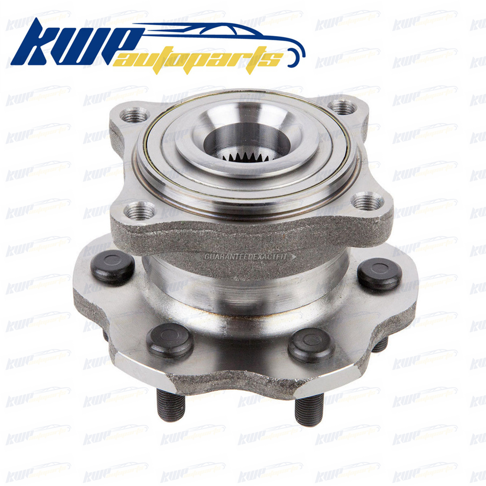 Rear Wheel Hub Bearing Assembly Fits for Nissan Pathfinder #43202-4X00A 43202-EA500 43202-ZP80A 541003 BR930605 HA500701 RW41 4pcs dac3063w 30x63x42 dac30630042 dac3063w 1 9036930044 574790 dac3063w 1cs44 hub rear wheel bearing auto bearing for toyota