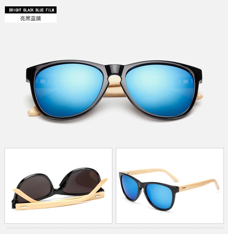LVVKEE high-quality handmade bamboo sunglasses Women/Men wood sun glasses wooden eyewear Outdoor sports mormaii Oculos masculino