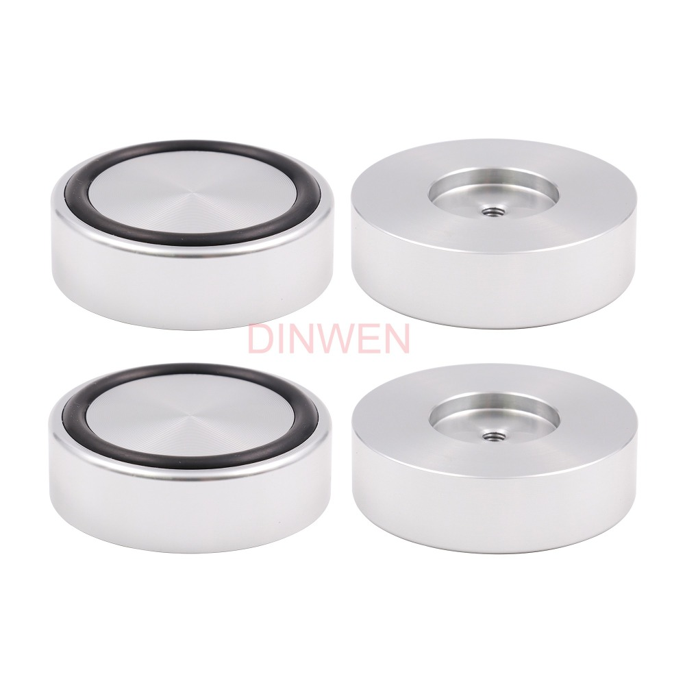 Aluminum Speaker Surrounds Upgrade Kit 4 Pcs: Aliexpress com