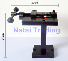 diesel common rail injector dismantling frame, universal injector fix stand holder clamping fixture repair tool