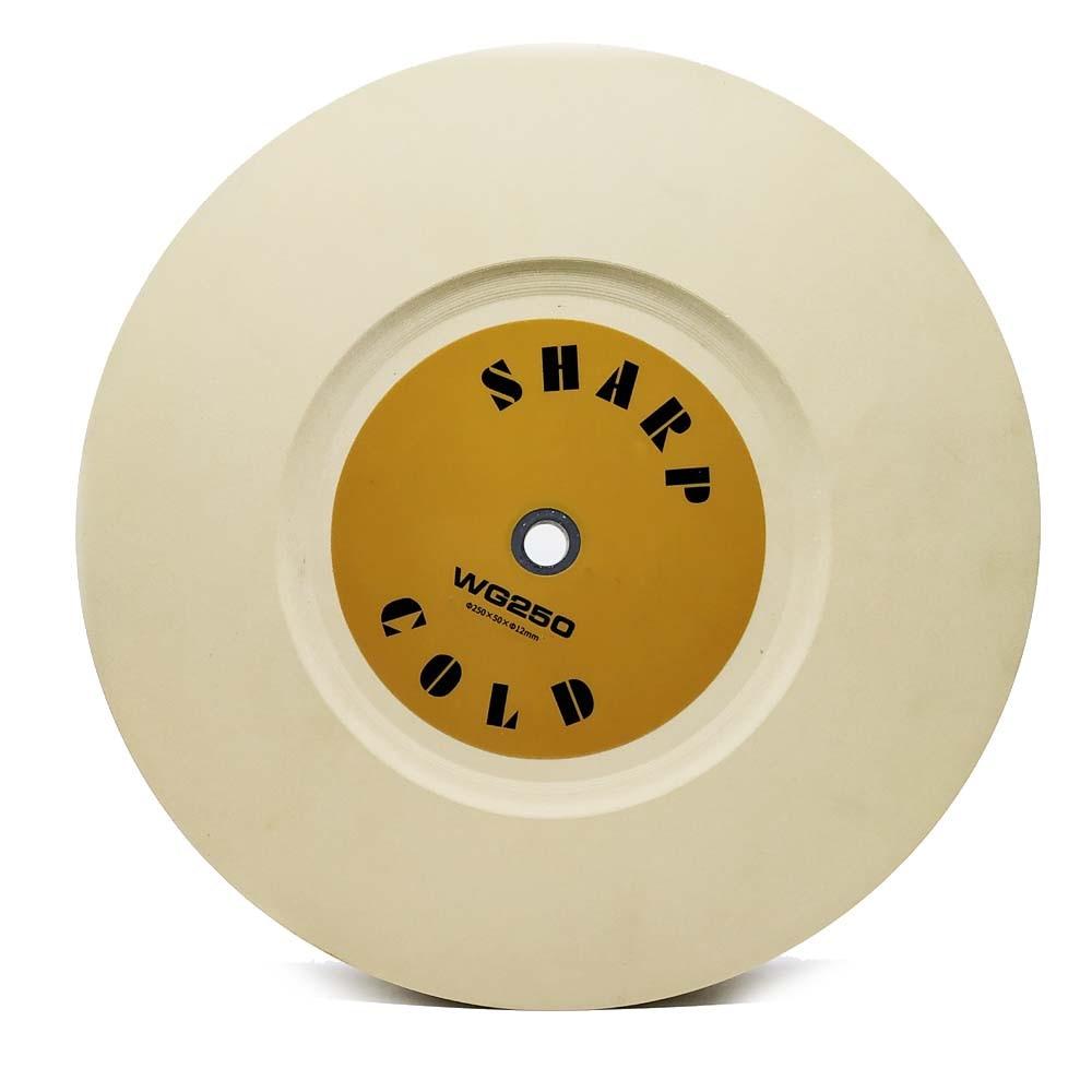 Single Crystal Corundum 10 Inch 220/400/600/1000/2500mesh  Grinding Wheel For Water-cooled Knife Sharpener