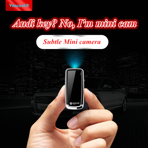 Yescool A30+ 8|16|32GB espia telecamera nascosta Handheld minicamara video recorder hd Camcorders espion grabadora gizli kamera Pakistan