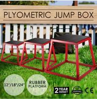 Plyo 점프 박스 세트 12