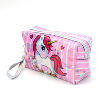 pencil case kawaii unicornio lapiz laser large kalem kutusu school supplies cartucheras para lapices escolares stationery etui