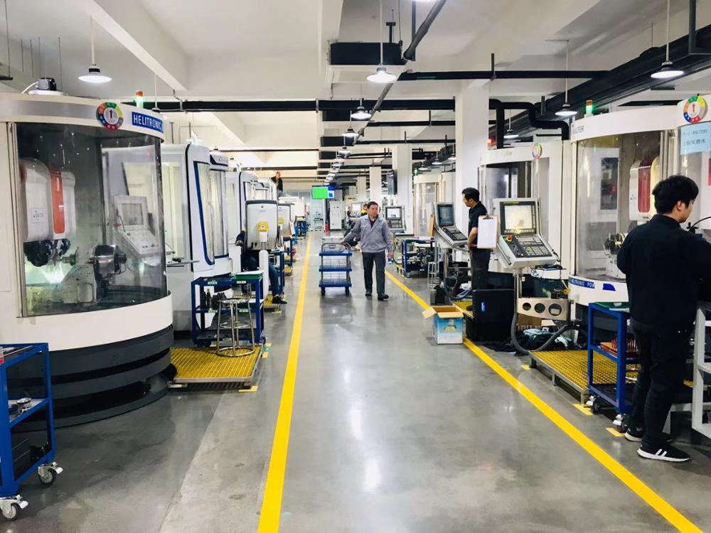 AHNO CNC frézovací nástroje s karbidem wolframu HRC55 - Obráběcí stroje a příslušenství - Fotografie 6