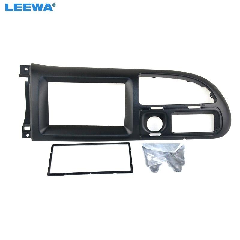 LEEWA Car CD Radio Stereo Fascia Panel Frame Adaptor Fitting Kit For Ford Transit(2006~2013) Car Refitting DVD Frame,DVD Panel