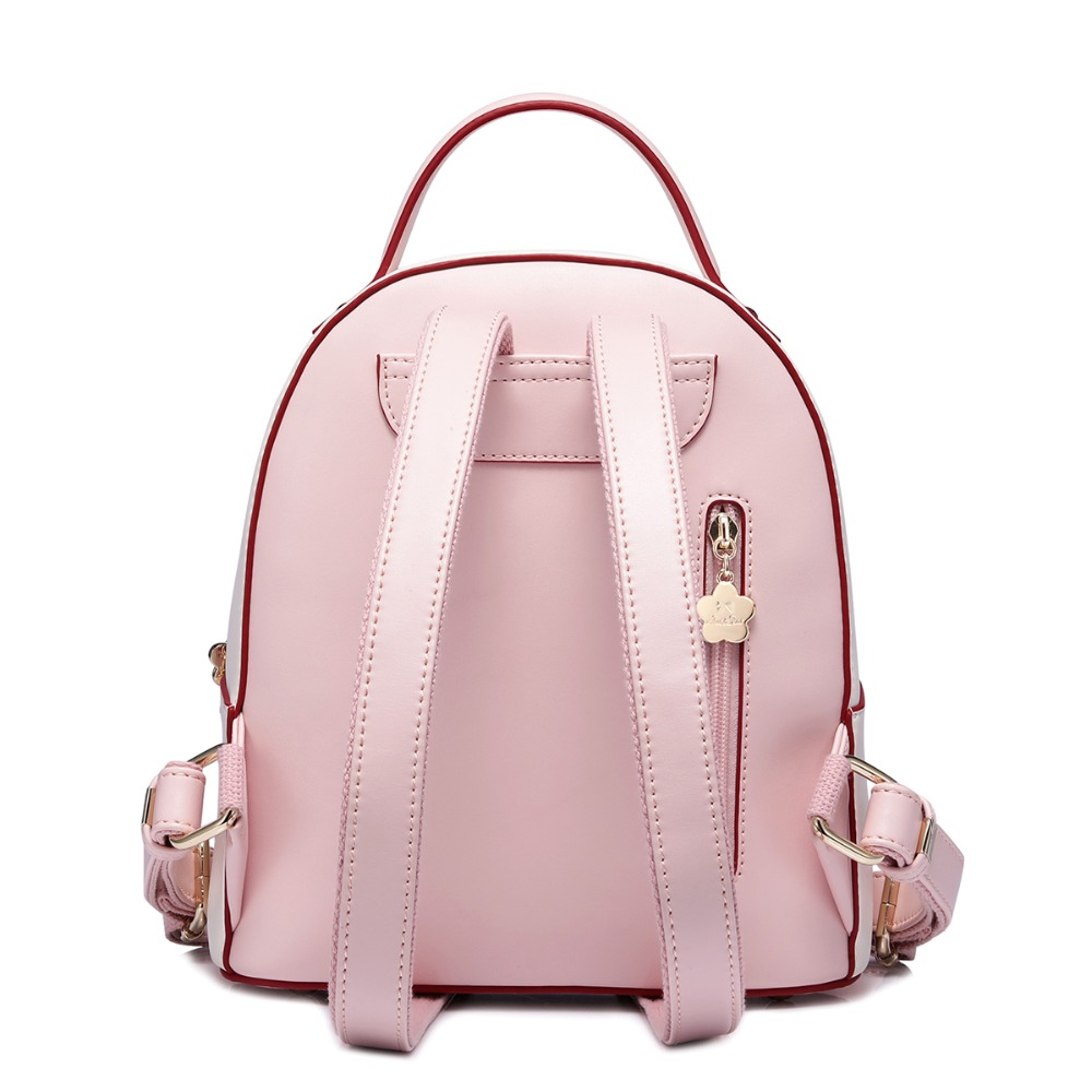 Just Star Womens Leather Backpack Female Fashion Insect Shoulder Nucelle Women Purse Satchel Bag Handbag Lock Gorgeous Glitter Elegant Blue Bags Ladies Panelled Spring Famous Brand Travel Backpacks In From Luggage