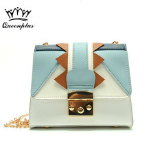New Style famous brand Retro Minimalist Crossbody Bag Small Women Shoulder Bag Women Messenger Bag diamond