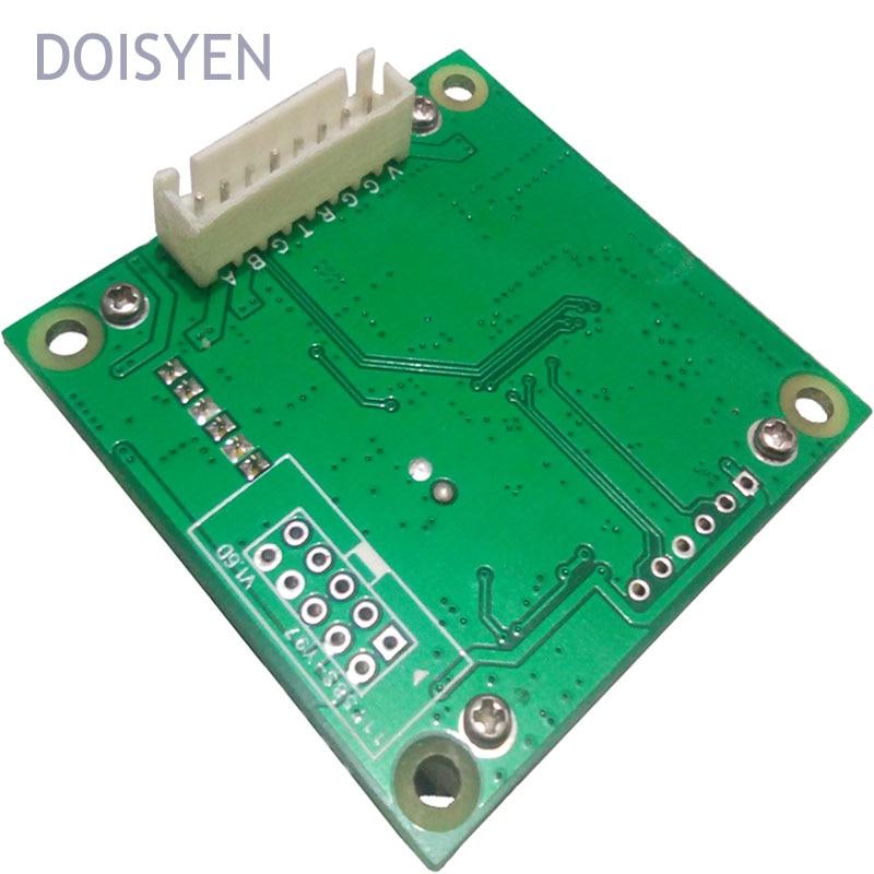 traffic lighting led speed display board 24ghz FSK/CW radar speed detector