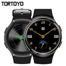 Original Finow X3 Plus Smart Watch Phone MTK6580 Andorid 5.1 OS 1G/8G Pedometer Fitness Wristwatch Tracker BT 3G Wifi GPS Clock