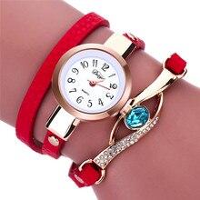 New Fashion Women Watches Eye Gemstone Luxury Watches Women Gold Bracelet Watch Female Quartz Wristwatches Reloj Mujer 2018 saat