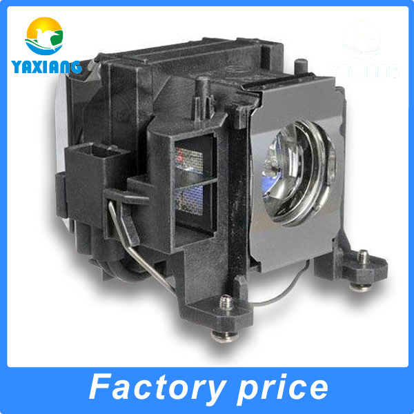 Original projector Lamp with housing for EMP-1720 EMP-1725 EMP-1730W EMP-1735W  POWERLITE-1716 ELPLP48 / V13H010L48