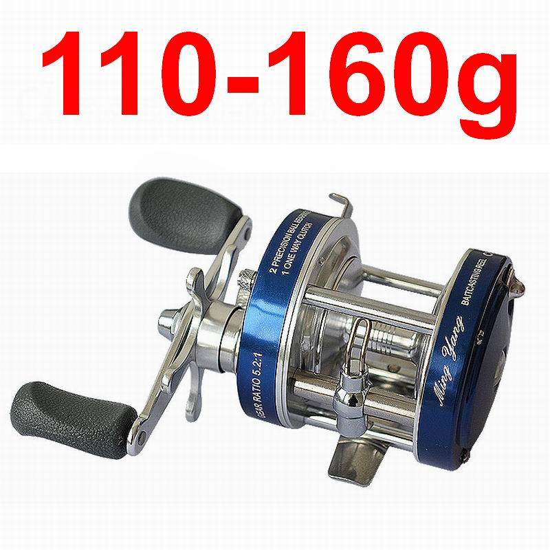 GEHAUT Or Ming Yang Boat Drum Fishing Reel Full Metal No Gap CL20 Or CL25