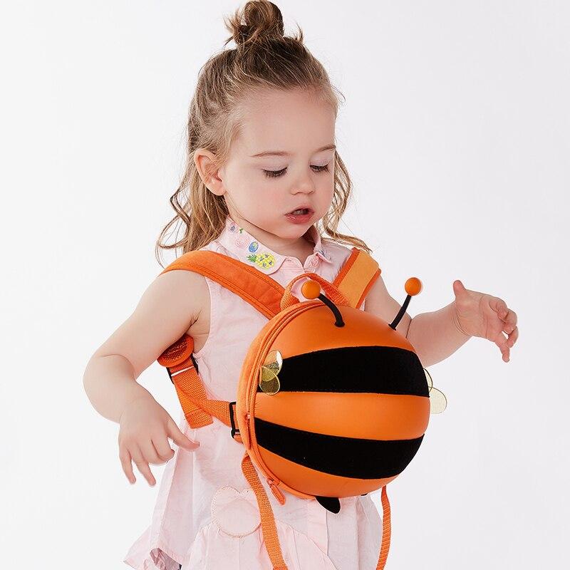 Haute Qualité École Sacs Enfants Sac À Dos jouet abeilles animaux enfants sac à dos maternelle de l'école garçon école sacs à dos dans Pièces de défroisseur de vêtements de Appareils ménagers