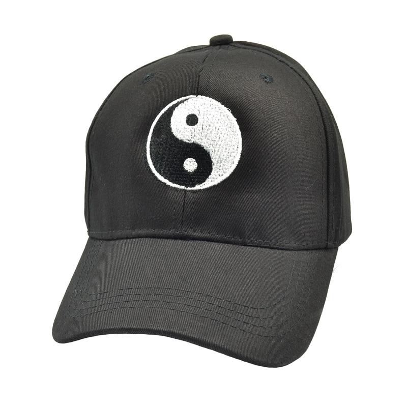 Mac Miller Baseball Cap 100% Cotton Yin And Yang Gossip Embroidered Dad Hat Snapback Hat Men Women Bone Garros Dropshipping