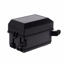 все цены на Auto Fuse Socket Box 6 Relay Holder 5 Road For Nacelle Car Truck SUV Insurance онлайн