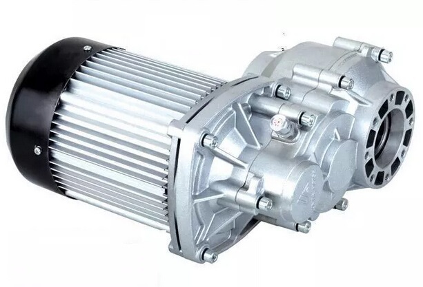 1500w DC  72v  brushless motor,  electric bicycle BLDC , motor, differential gear motor, BM1424HQF-14A 750w dc 60v brushless motor electric bicycle motor bldc differential gear motor bm11418hqf