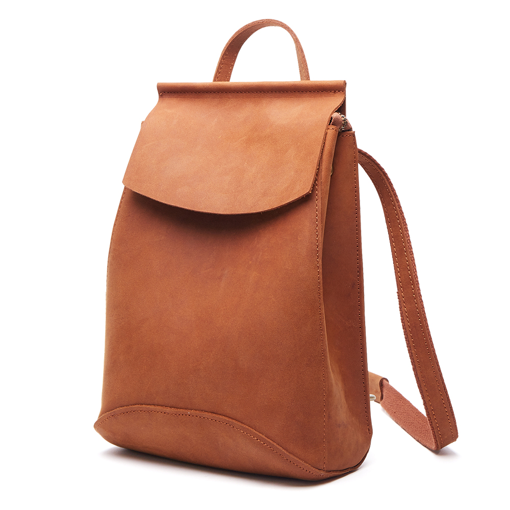 XIYUAN 100% Genuine Leather Women yellow brown Backpack Top Layer Cow Leather Ladies Fashion Backpacks Travel Party Rucksack