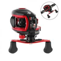 18+1BB High Speed 8.1:1 Fishing Bait Casting Reel Braking Force 10KG / 22LB with Right Left Hand Optional
