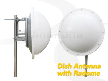 5GHz WIFI /WIMAX dish antenna-in Antennas for Communications