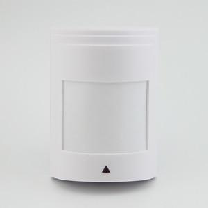 Image 2 - จัดส่งฟรี! 8 ชิ้น/ล็อต PIR PIR Motion Sensor ALARM เครื่องตรวจจับ PIR อินฟราเรดเซนเซอร์ตรวจจับการเคลื่อนไหวสำหรับ GSM ALARM Home Security