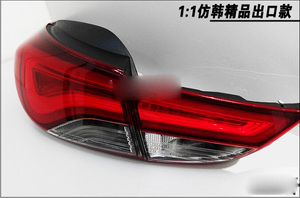 Image 2 - Elantra taillight,MD Avante,2012 ~ 2015, 자동차 액세서리, LED,Elantra rear light,Elantra 안개등, sonata,IX35 용 범퍼 램프