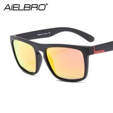 Square Driving Cycling Sunglasses Men Polarized Discoloration Sun Glasses Outdoors Sports Accessories Goggle UV400 Gafas De Sol автокресло besafe izi modular i size black car interior premium