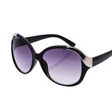 Gafas de Sol de moda de Mujer de Marca Diseñador Gafas De Sol Mujer Ovalada Grandes Gafas de Marco Para Las Mujeres Lunettes Gafas de Sol Feminino
