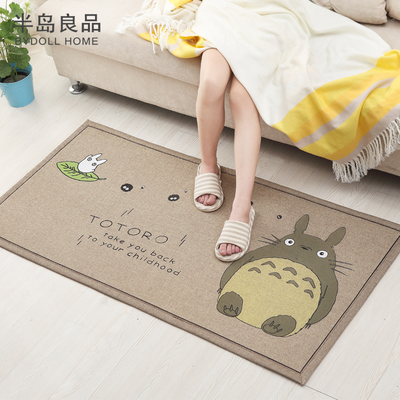50X80 CM + 50X160 CM/Set paillasson antidérapant tapis de cuisine/tapis de bain accueil entrée tapis de sol couloir tapis tapis de cuisine - 4