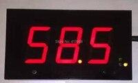 Medidor de nível de ruído de digitas medidor de nível de ruído medidor de nível de som medidor de tamanho de ruído ws3130a para o escritório 194*109*19.6mm da loja da barra