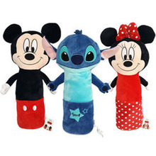 Child car seat belt cover fafety car seat belt shoulder pads cover children cute cartoon mickey stitch like car seat belt 1 pair cute cartoon car sefety seat belt cover child seat belt shoulder pads protection plush padding auto accessories gift