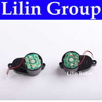 For X500 Side Brush Motors Assembly For Vacuum Cleaning Robot Including Left Motor Assembly X1pc