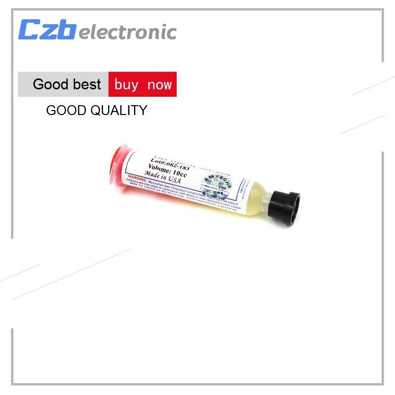 Solder Soldering Paste Flux Grease Oil 10cc NC-559-ASM-UV BGA PCB for Welding Tools Advanced Oil Flux Grease