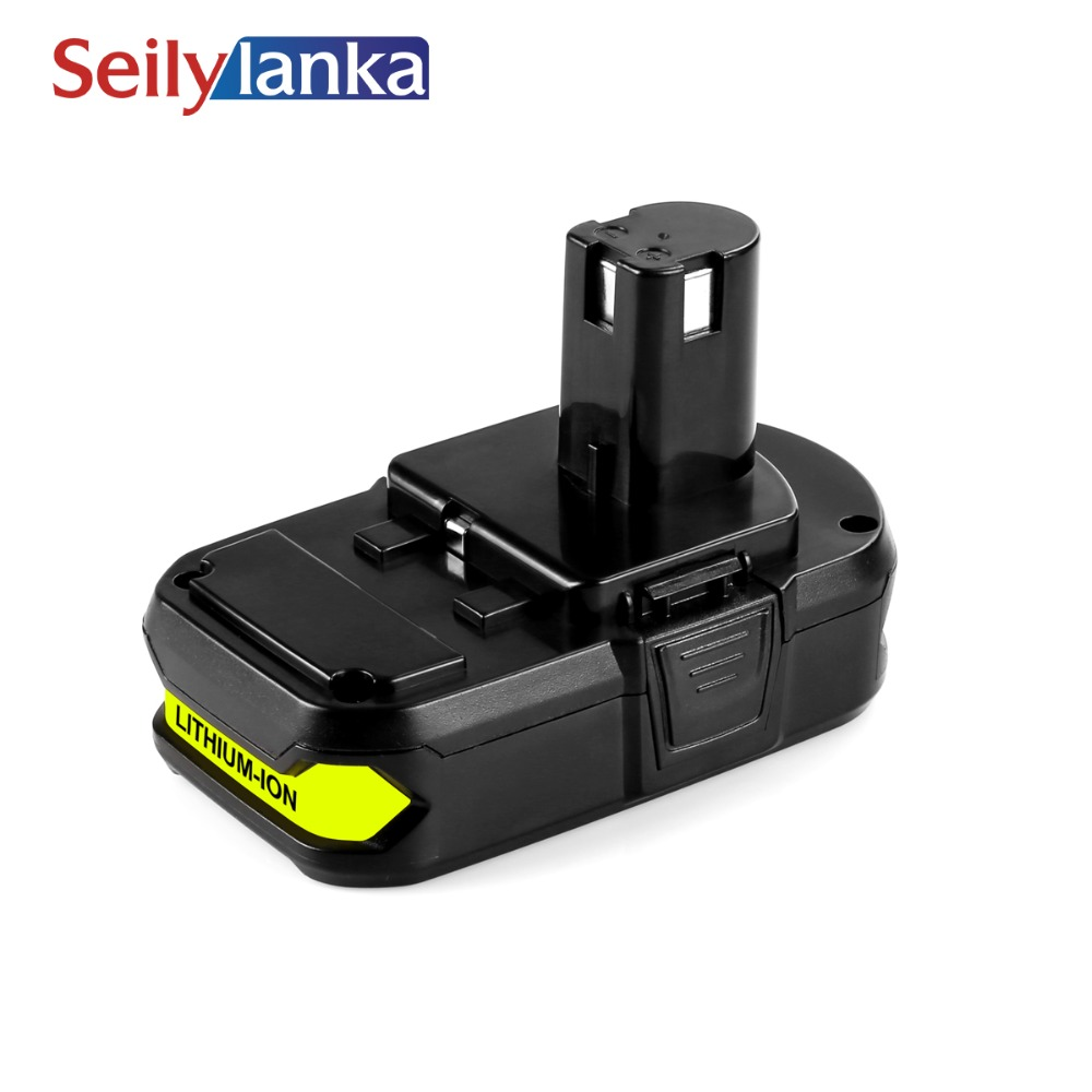 RB18L25 Rechargeable Battery For Ryobi 18V 3000mAh Li Ion One Plus for power tool P103 P104 P105 P108
