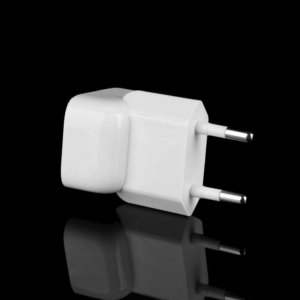 Adaptador Universal para portátil para Apple MacBook Pro aire del cargador del adaptador de la UE de alimentación de CA enchufe de pared cabeza de pato de la computadora portátil de conversión