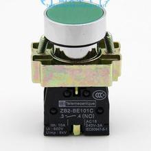 Мгновенный кнопочный переключатель без Контактный блок xb2-ba21 много цвета