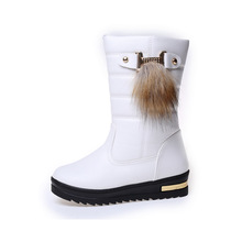 New Listing Hot Sale fashion Cold winter Plus velvet warmth Anti-skid woman snow  boots women boots jx0032