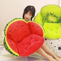 Sofa Shape Fruit Pillow,Floor Luxury Cushion 3D Pillow Rocking Chair Cushion,Office Seat Cushions Kitchen Chairs Floor Pillow