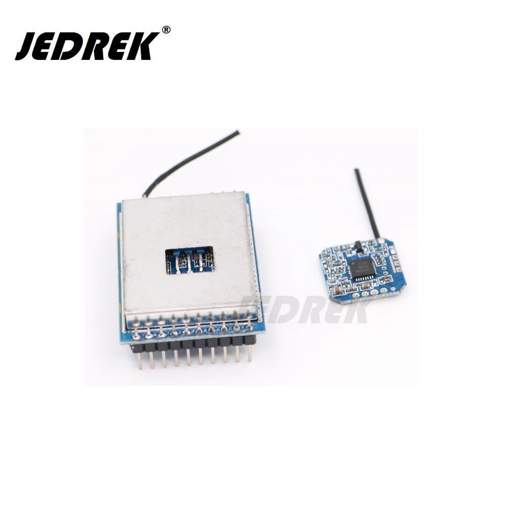 2.4G Anti-interference Mini Wireless AV Transceiver Module Monitors Audio Video Transmission Module Stereo