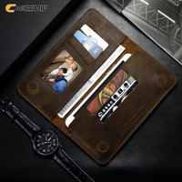 CASESHIP Wallet Case For IPhone 6 7 6S Plus 5 5S SE Samsung S7 S6 Case